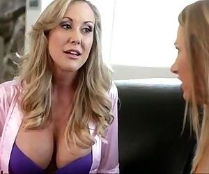 Brandi Love and Carter Cruise at..