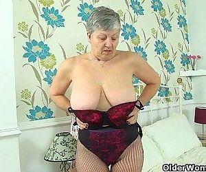 English grannies..