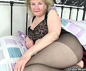 British granny..
