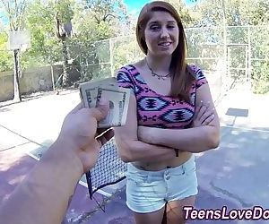 Real teen jizz..