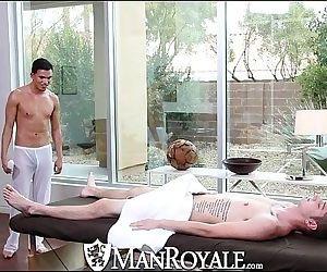 ManRoyaleLiam Troy Gets His Ass..