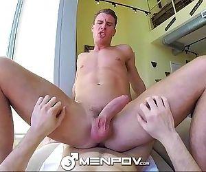 HDMenPOV Big Dick cutie wants to..