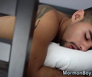 Gay mormons suck..