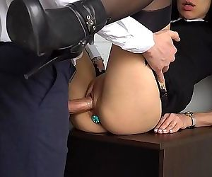 Anal Creampie For..