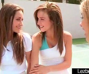 Sexy Hot Lesbians In Love Sex..