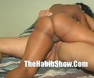 Dominican Lesbian..