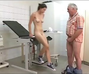 Dirty old man visits and gropes a..