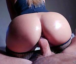 MILF Hot Riding on Hard Cock, 4K..