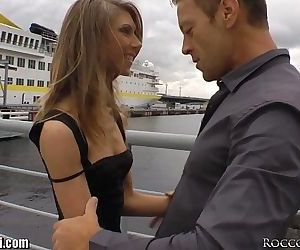 Rocco Siffredi Anally Defiles a..