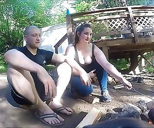 Lost Hiker Girl Gets Fucked And..