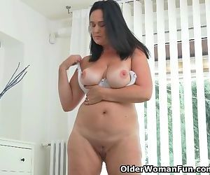 Well rounded milf Ria Black..