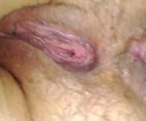 After fucked in..