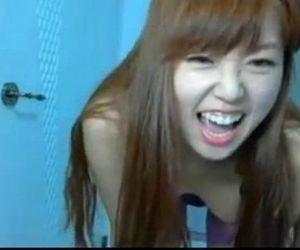 Asian Webcam Girl Posing - More @..