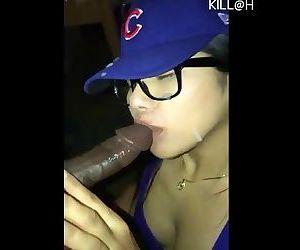 Head From Sexy Cubs Fan