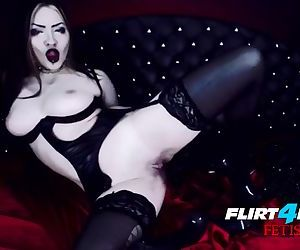 Goth Goddess Fucks..