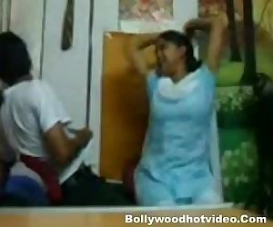 Indian Lovers Fucking in Friends..