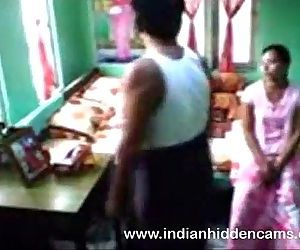 Mumbai Couple Homemade HiddenCam..