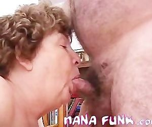 Nana Funk Pussy Licked And Blows..