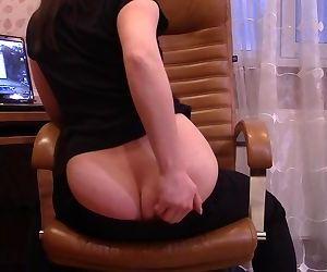Nice Asscrack Girl..