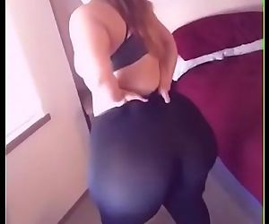Teen bbw booty Love Randalin