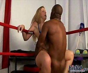 Sarah gets an orgasm