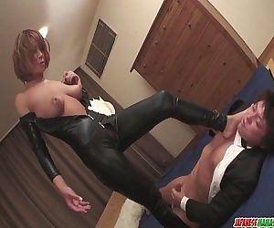 Sumire Matsus Tight Pussy Gets..