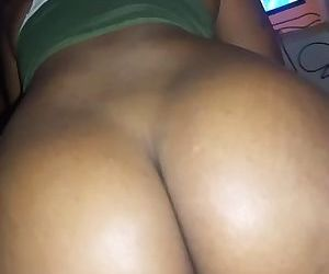 Big ass reverse cowgirl