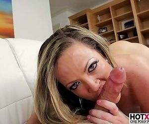 FACEFUCKING STEPMOM CARMEN..
