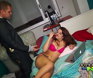 24 horas de sexo en la Mansion de..