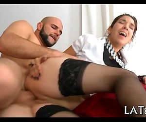 Sexy latinas getting drilled