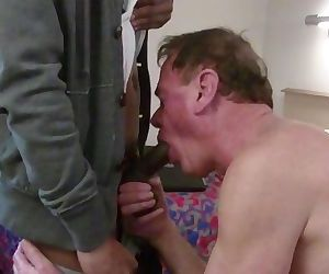 White Men Love Black Cock