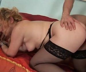 His hot and naughty mom teaches..