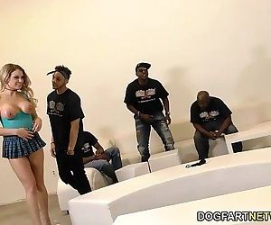 Kenzie Taylor Gets Face Fucked..