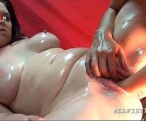 Brunette sex..