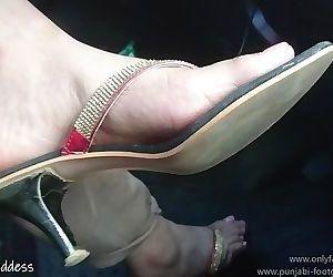 indian feet