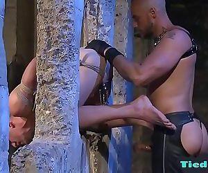 Orgasm inducing gay bdsm..