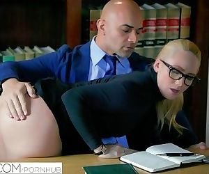 TUSHY Curvy AJ Applegate Punished..