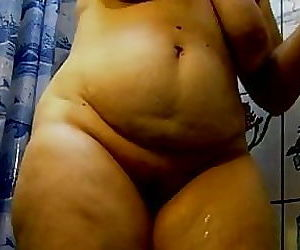 Big Ass Chubby Grandma in the..