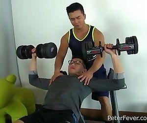Asian Stud Alex Chu Gives Dylans..