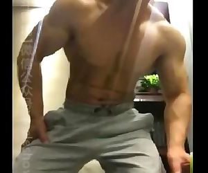 Chinese muscle..