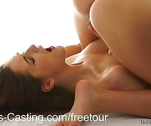 Porn audition leads to hot..