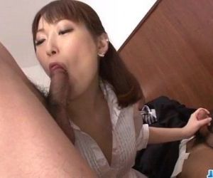 Nonoka Kaede Asian milf deals two..
