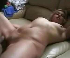 Real Milf Orgasm