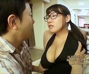 Busty Japanese Babe