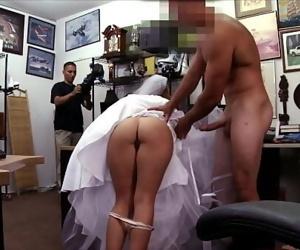 XXX PAWNBitter Bride Fucks Pawn..