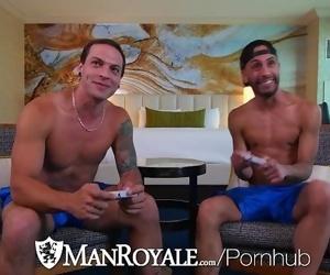 ManRoyale Video game addicts take..