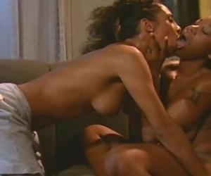 Ebony lesbians hot..
