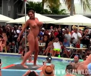 Sexy Sluts Pool Party Fantasy..
