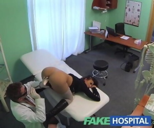 FakeHospital Perfect busty slim..