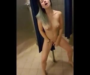 Naked Masturbation..